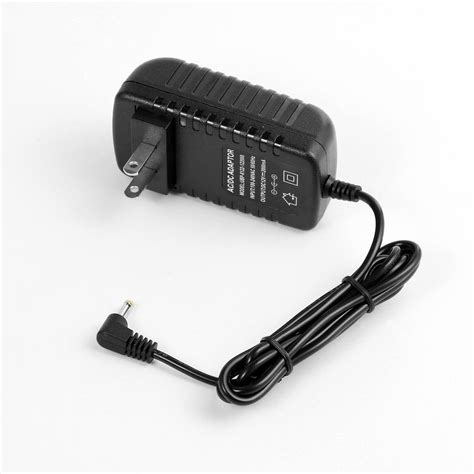 Promo Adaptor Dvd Portable Original Charger Dvd Portable Original ac dc wall power charger adapter for sylvania sdvd7040 b 7