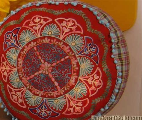 How To Make A Zafu Meditation Pillow by Happy Zafu Meditation Pillows In
