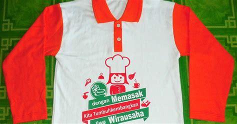 Kaos Oblong Persija Jakarta Topi Orange The Jak Mania Combed quot suryo joyo quot konveksi sablon kaos kegiatan quot indonesia quot dengan tema memasak