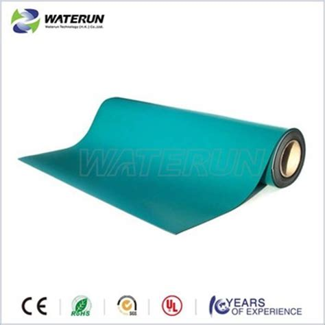 anti static bench mat roll anti static bulk rubber table mat esd table mat