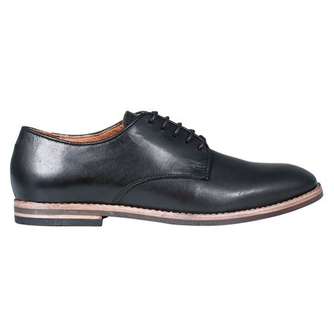 hudson shoes hudson shoes hadstone casual derby shoe in black