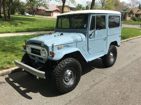 Used Toyota Land Cruiser For Sale By Owner 1971 Toyota Land Cruiser Classic Car By Owner Telluride
