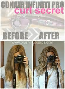 Conair Infiniti Pro Curl Secret Blushing Basics Infiniti Pro By Conair Curl Secret
