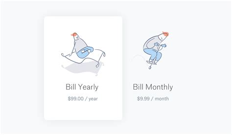 dropbox billing billing awesome illustrations