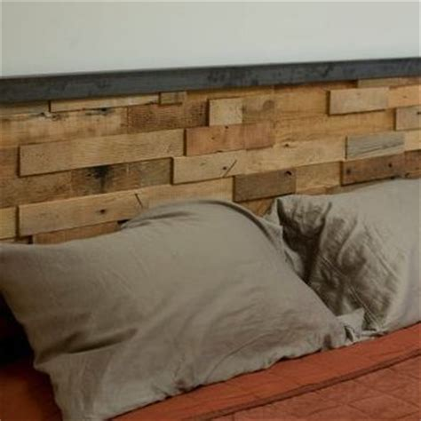 Wood And Iron Headboard by Best Etsy Wood Headboard Products On Wanelo