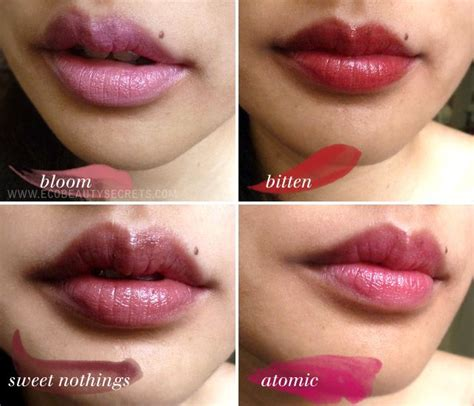 Lip Gloss Silky silk naturals lippies by eco secrets non toxic