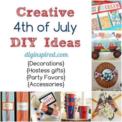 diy fourth of july ideas diyinspired