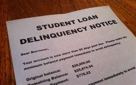 buying a house with defaulted student loans how to avoid student loan delinquency and defaulting vosa