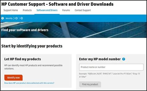 hp web driver downloading or updating software and drivers for hp