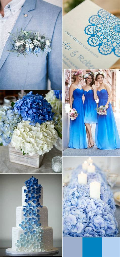 blue wedding colors best 25 blue shabby chic ideas on shabby chic