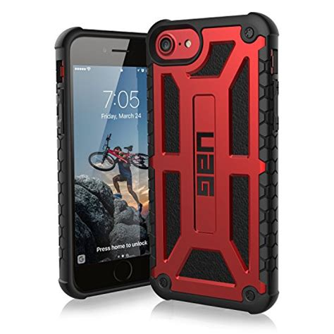 Sale Original Armor Gear Uag Monarch Series Iphone 8 7 6s Plus uag iphone 7 iphone 6s 4 7 inch screen monarch feather