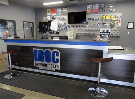 Counter Sales Iroc Hydraulics Sales
