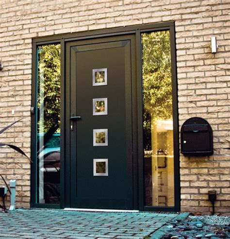 Front Doors Cool Composite Black Front Door Cheap Black Modern Black Front Doors