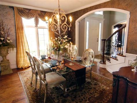 Hgtv Dining Room Decorating Ideas by Budget Friendly Dining Room Updates From Expert Designers