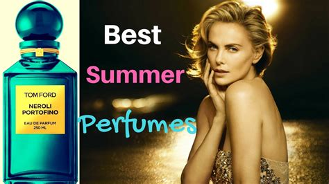 Best Perfumes 2017 Our best summer perfumes for 2017