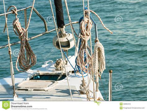classic boat knots marine ropes and knots royalty free stock image image