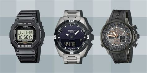 best digital 500 the five best digital watches for 500