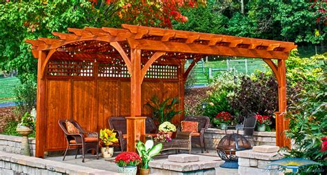 Barn Style Sheds For Sale Pergolas For Sale Wood Pergolas Horizon Structures