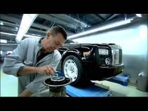 Rolls Royce How Its Made Rolls Royce Phantom Building One From Begining To End