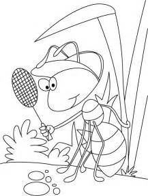 ant tunnel coloring page coloring pages
