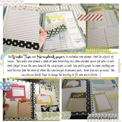 how to use washi tape mormon mom planners monthly planner weekly planner