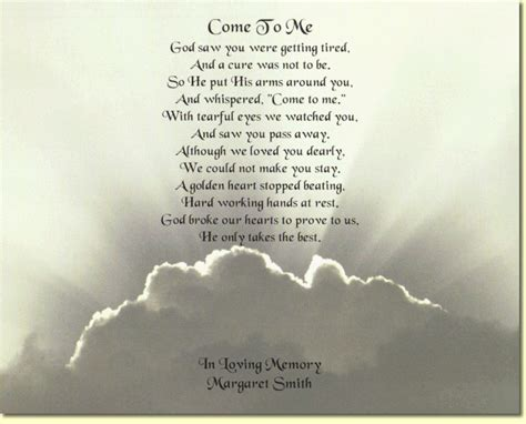 memory poem template in loving memory of deceased quotes quotesgram