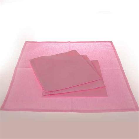 Handmade Napkins - cloth napkin pink cotton fabric napkins world