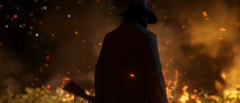 Lights Dead Redemption by Dead Redemption 2 S Trailer Has Arrived