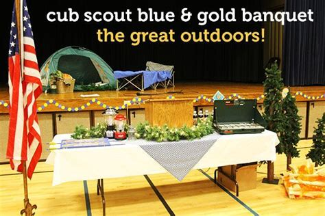 themes for blue and gold banquet cub scout blue and gold banquet