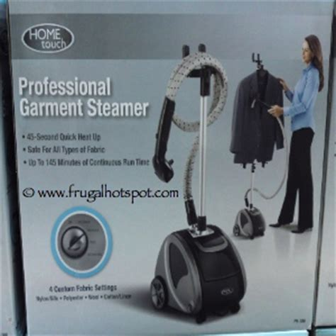 costco sale home touch professional garment steamer 49