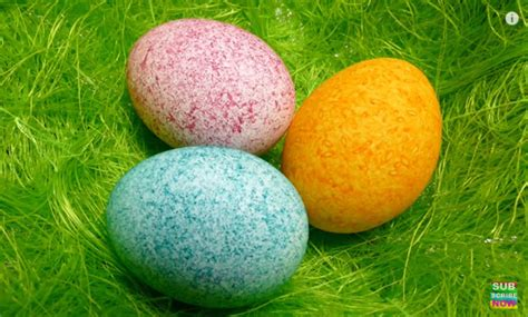 color of eggs try this and unique way to dye easter eggs using rice