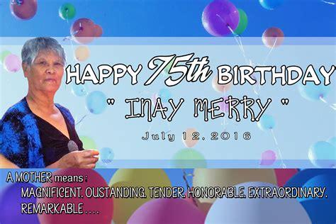 birthday layout design for tarpaulin birthday tarpaulin layout blog life