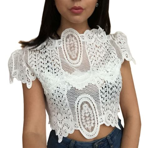 Best Seller Tank Top Lace top selling for hollow out tank tops summer