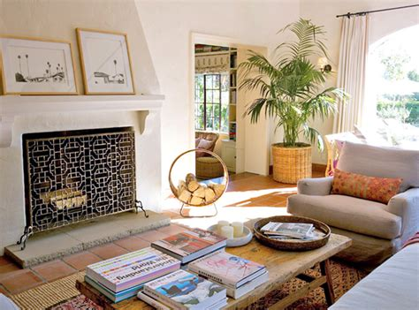 Home Again Interiors | step inside the california house from nancy meyers new