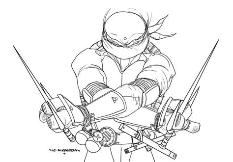 blue ninja turtles coloring pages get this online teenage mutant ninja turtles coloring