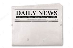 Make Your Own News Paper - blank newspaper template 20 free word pdf indesign