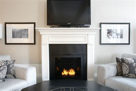 are ventless gas fireplaces safe custom ventless fireplace hearthcabinet ventless