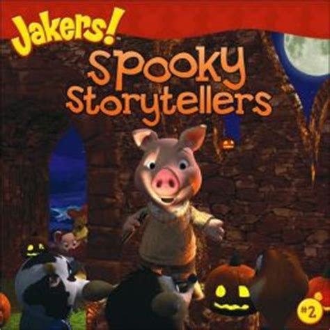 Spooky Nook Gift Cards - spooky storytellers jakers series 2 by nancy parent 9780689877124 paperback