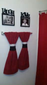 black white and red bathroom decorating ideas 25 best ideas about red bathroom decor on pinterest