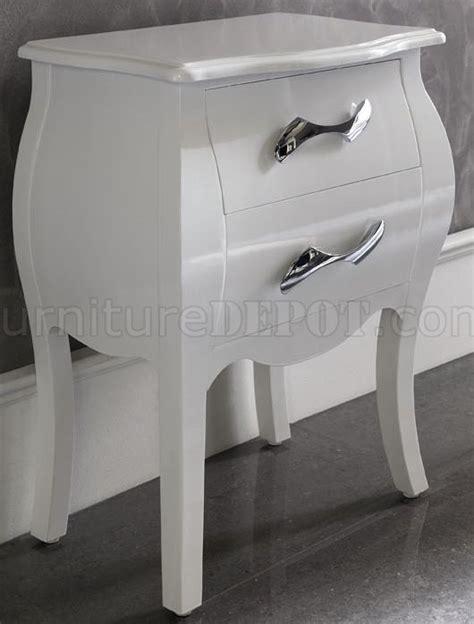 Le De Chevet Design 842 by Tables De Chevet Blanches Maison Design Wiblia
