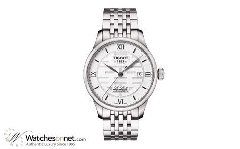 Tissot T41 1 183 35 tissot le locle t41 1 183 35 s stainless steel