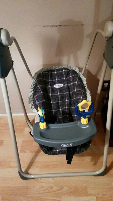 graco swing 6 speed graco 6 speed swing orleans ottawa mobile