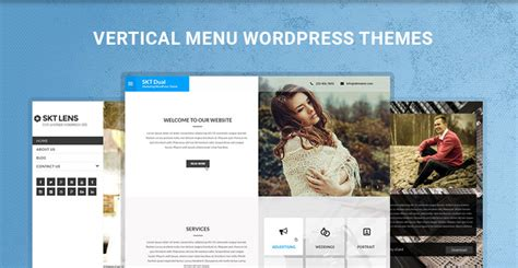 wordpress vertical layout vertical menu wordpress themes for vertical menu websites