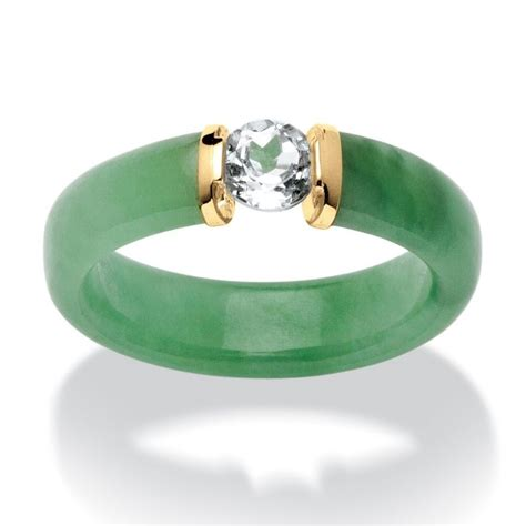 25 best ideas about jade ring on green