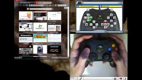 youtube xpadder tutorial como utilizar cualquier control como mouse o teclado