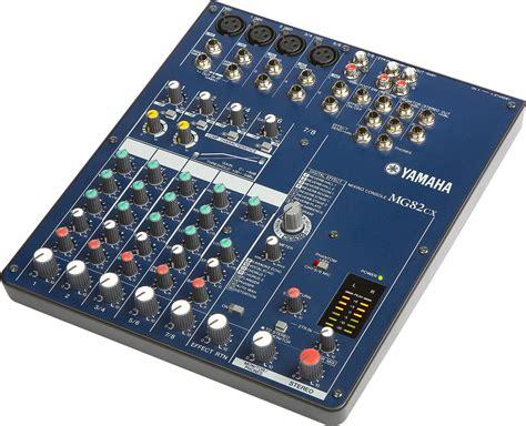 Baru Mixer Yamaha Mg82cx mg82cx yamaha
