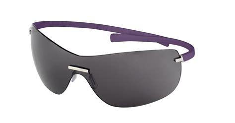 Kursi Quadra lensa squadra vision dan bingkai kacamata purple