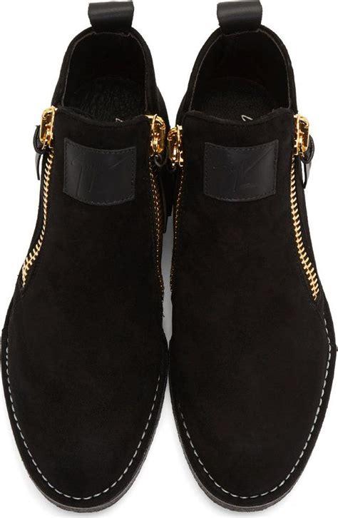 mens suede zip boots 1239 best designer mens footwear images on