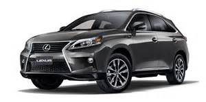 Lexus Canada Price List Lexus Canada Replaces Standard Rx With New 2015 Rx