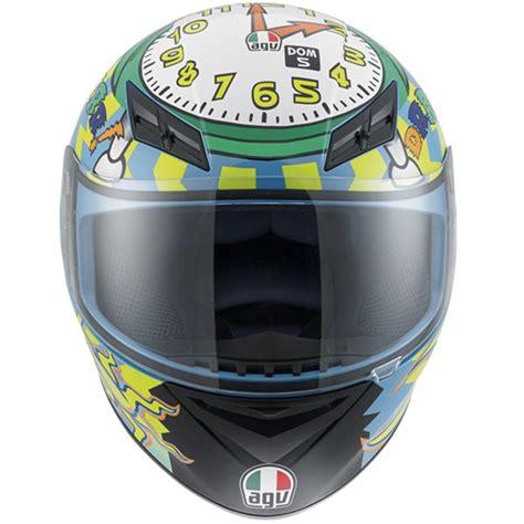 Helm Agv Up agv k3 valentino up helmet misano 2010